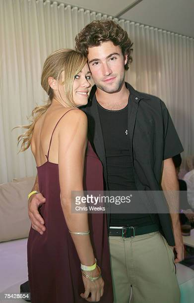 LAS VEGAS JULY 13 MTV reality series The Hills cast members Lauren Conrad and Brody Jenner attend Saturday Evening at PURE Nightclub on July 14 2007...