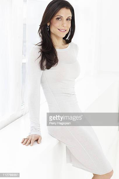 TV reality star Bethenny Frankel is photographed for Us Weekly Magazine on February 9 2011 in New York City