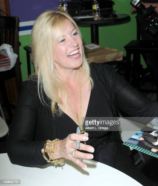 Reality star Laura Dotson participates in Jarrod Schultz Brandi Schultz's 2nd Year Of Storage Wars Party held at Now Then Thrift Store on March 3...