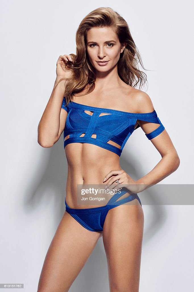 TV reality star Millie Mackintosh is photographed for Women's Health magazine on December 20, 2015 in London, England.