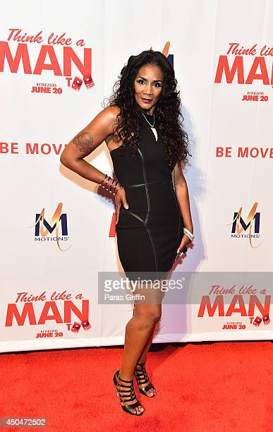 Reality star Momma Dee attends the Think Like A Man Too Atlanta Premiere at Regal Cinemas Atlantic Station Stadium 16 on June 11 2014 in Atlanta...