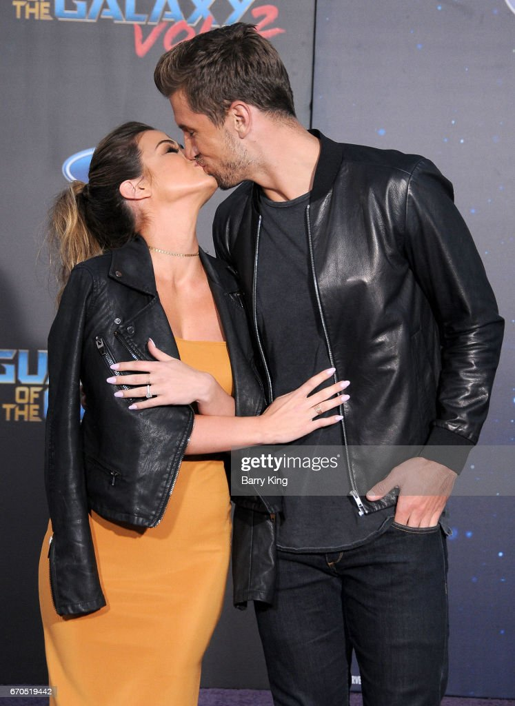 "Premiere Of Disney And Marvel's ""Guardians Of The Galaxy Vol. 2"" - Arrivals : News Photo"