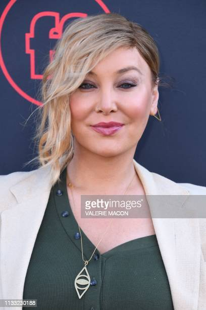 Reality television personality Billie Lee arrives for the 2nd Annual Freeform Summit at the Goya Studios on March 27 2019 in Los Angeles