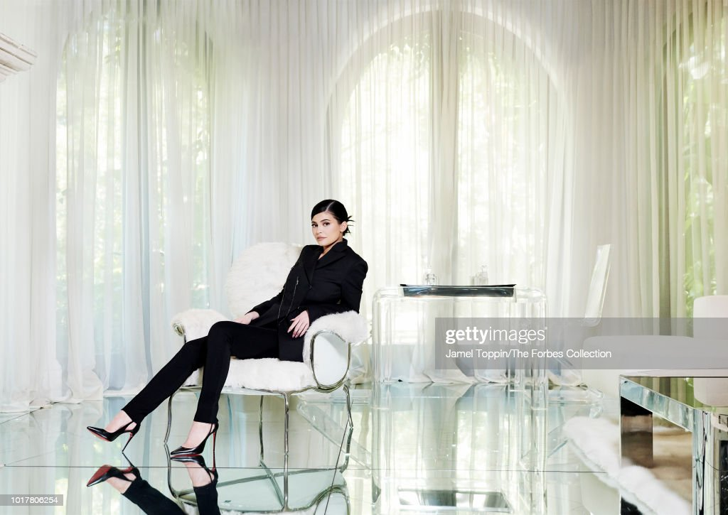 Kylie Jenner, Forbes Magazine, August 31, 2018