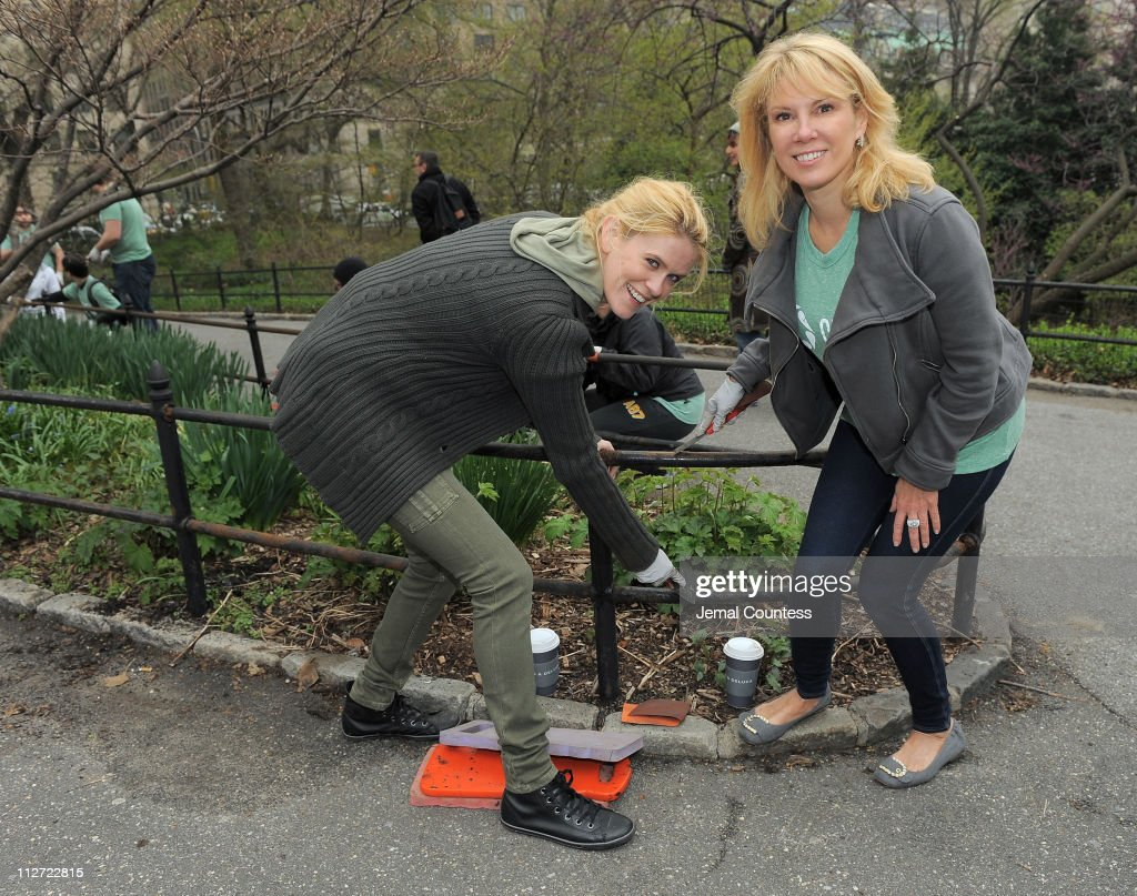 NBCUniversal's Central Park Beautification Project
