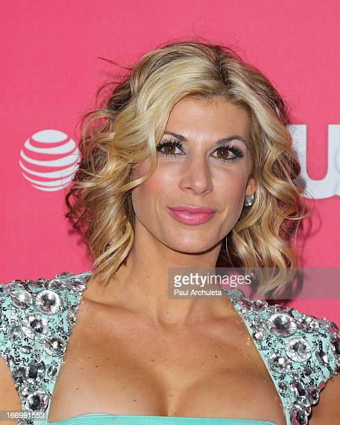 Reality TV Personality Alexis Bellino attends Us Weekly's annual Hot Hollywood Style issue party at The Emerson Theatre on April 18 2013 in Hollywood...