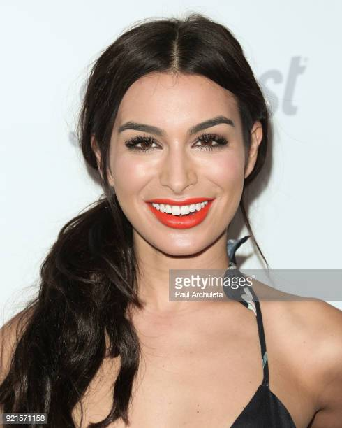 Reality TV Personality Ashley Iaconetti attends OK Magazine's Summer kickoff party at The W Hollywood on May 17 2017 in Hollywood California
