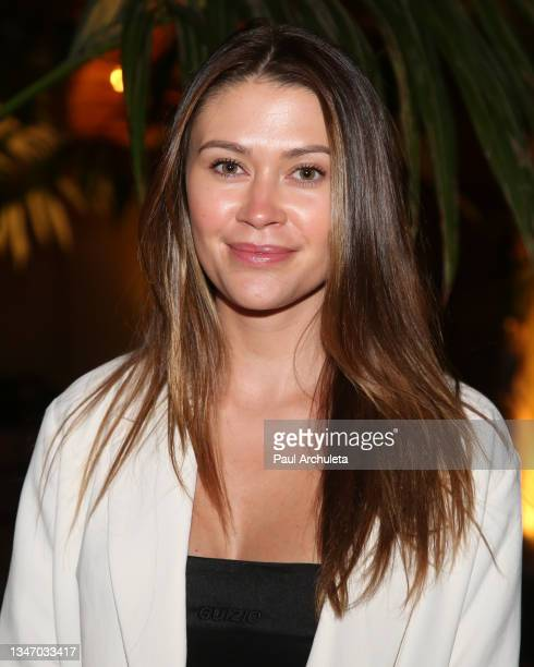 Reality TV Personality attends the Belles Beach House opening at Belles Beach House on October 16, 2021 in Venice, California.