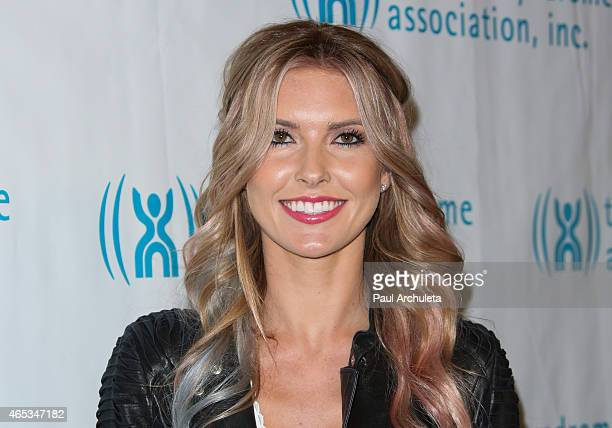 Reality TV Personality Audrina Patridge attends the 2nd annual Hollywood Heals spotlight on Tourette Syndrome at House of Blues Sunset Strip on March...