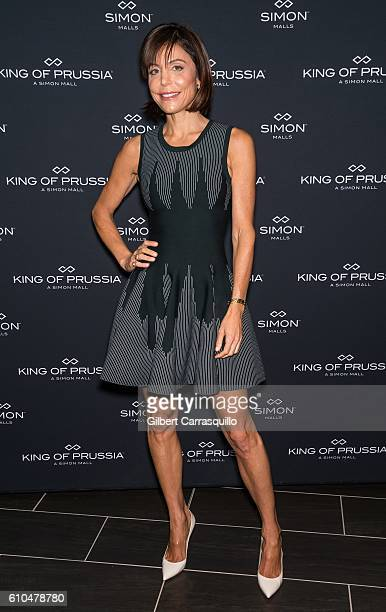 Reality TV personality author chef and founder of Skinnygirl Cocktails Bethenny Frankel attends the 2016 Evening Of Giving benefitting Abramson...