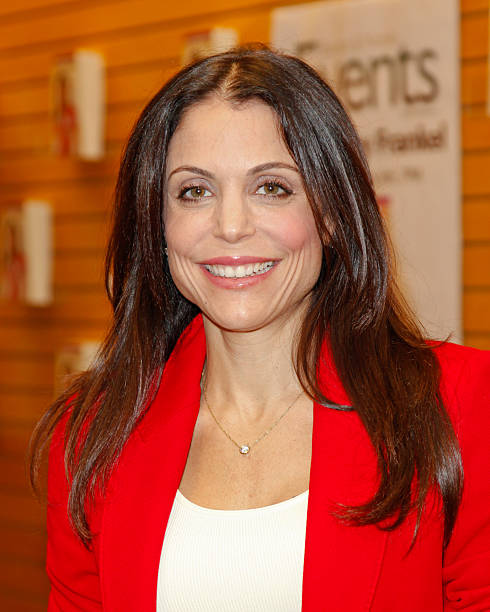 4e1deeab0b Reality TV Personality Bethenny Frankel signs copies of her new book  Place  Of Yes