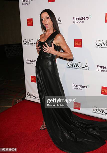 Reality TV Personality Carlton Gebbia attends the GMCLA's 5th Annual Voice Awards at The Ray Dolby Ballroom at Hollywood Highland Center on April 23...