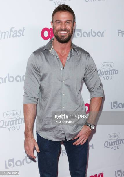 Reality TV Personality Chad Johnson attends OK Magazine's Summer kickoff party at The W Hollywood on May 17 2017 in Hollywood California