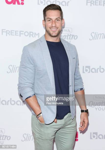 Reality TV Personality Chase McNary attends OK Magazine's Summer kickoff party at The W Hollywood on May 17 2017 in Hollywood California