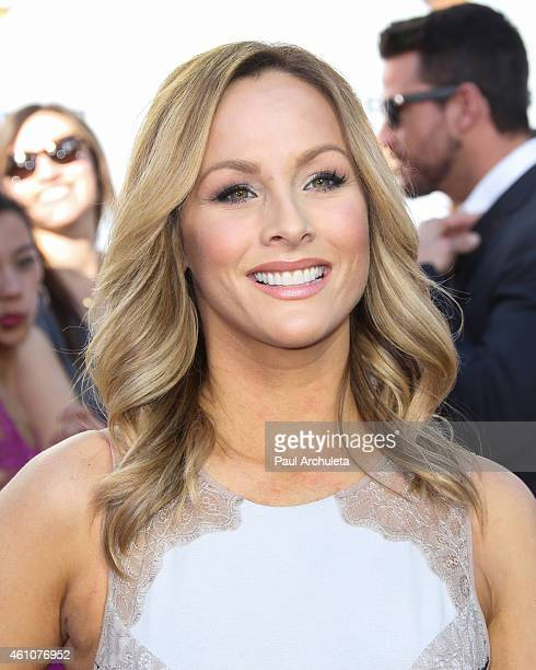 Reality TV Personality Clare Crawley attends ABC's The Bachelor season 19 premiere at Line 204 East Stages on January 5 2015 in Hollywood California