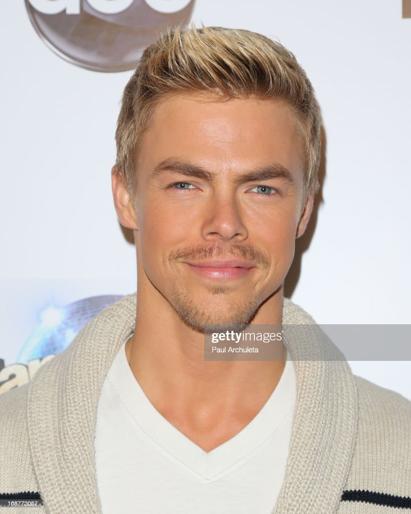 Reality TV Personality / Dancer Derek Hough attends the 'Dancing With The Stars' 300th episode after party on May 14, 2013 in Los Angeles, California.