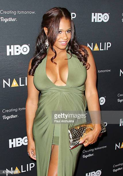 Reality TV Personality Danielle Milian attends the NALIP 16th annual Latino Media Awards at The W Hollywood on June 27 2015 in Hollywood California