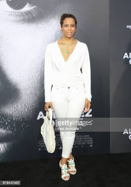 Reality TV Personality Daphne Wayans attends the premiere of Lionsgate's 'All Eyez On Me' on June 14 2017 in Los Angeles California