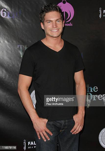Reality TV Personality Dave Collins arrives at the Falling Whistles Benefit Concert at King King on July 6 2011 in Hollywood California