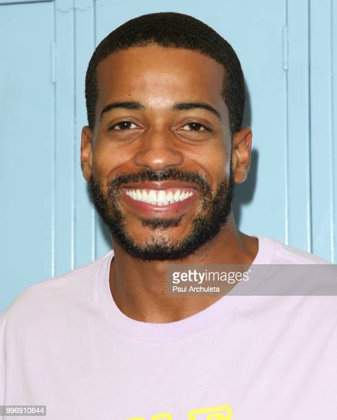 Reality TV Personality Eric Bigger attends the screening of A24's 'Eighth Grade' at Le Conte Middle School on July 11 2018 in Los Angeles California