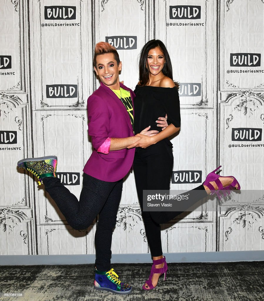 "Build Presents Frankie J. Grande Discussing Amazon's ""Style Code Live"""