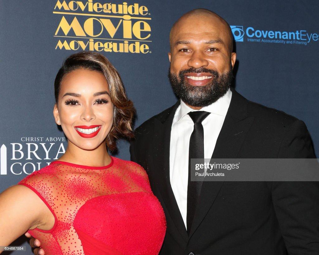 25th Annual Movieguide Awards - Faith And Family Gala - Arrivals : News Photo