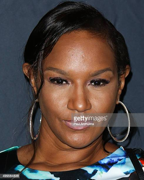 Reality TV Personality Jackie Christie attends Star Magazine's Scene Stealers party at The W Hollywood on October 22 2015 in Hollywood California