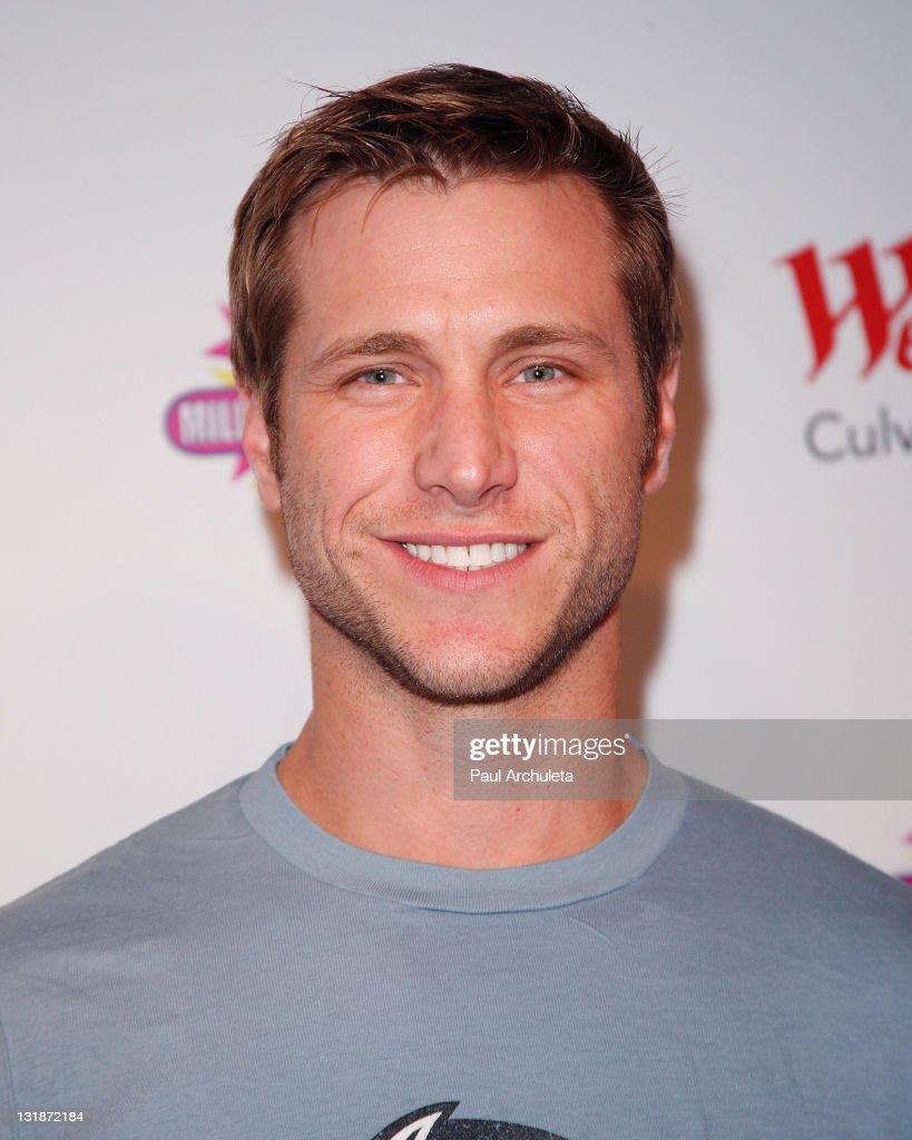 "Jake Pavelka From ABC's ""The Bachelor"" Milkshake Launch"
