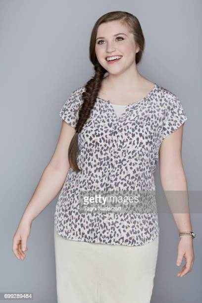 Reality TV personality JoyAnna Duggar is photographed for People Magazine on March 16 2015 in Springdale Arkansas PUBLISHED IMAGE