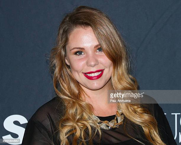 Reality TV Personality Kailyn Lowry attends Star Magazine's Scene Stealers party at The W Hollywood on October 22 2015 in Hollywood California