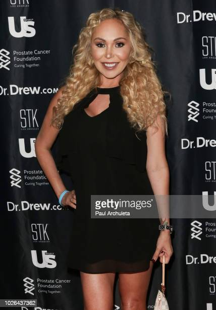Reality TV Personality Mary Carey attends the Dr Drew 60th birthday podcast ROAST by celebrity friends benefiting The Prostate Cancer Foundation at...