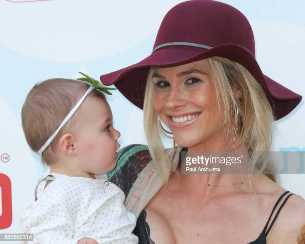Reality TV Personality Meghan King Edmonds attends the 6th Annual Celebrity Red CARpet Safety Awareness event at Sony Studios Commissary on September...