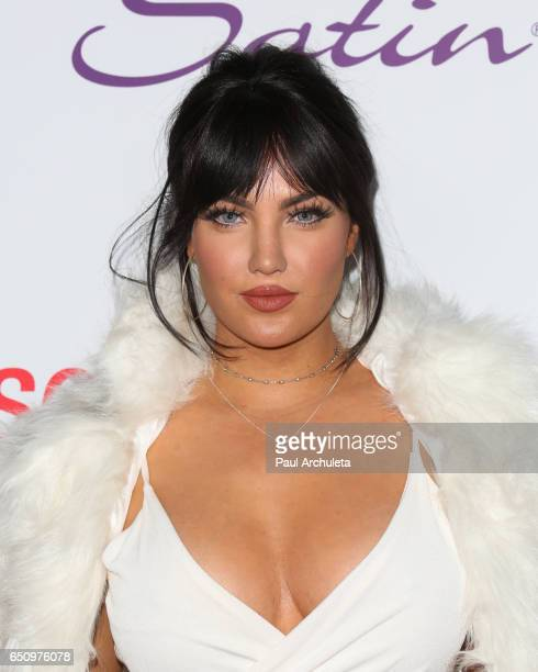 Reality TV Personality Natalie Halcro attends OK Magazine's annual preOscar event at Nightingale Plaza on February 22 2017 in Los Angeles California