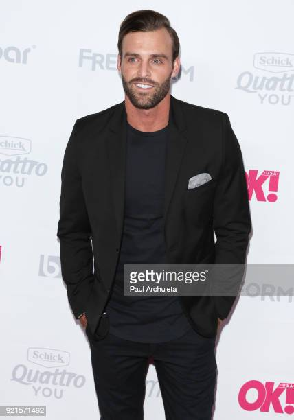 Reality TV Personality Robby Hayes attends OK Magazine's Summer kickoff party at The W Hollywood on May 17 2017 in Hollywood California