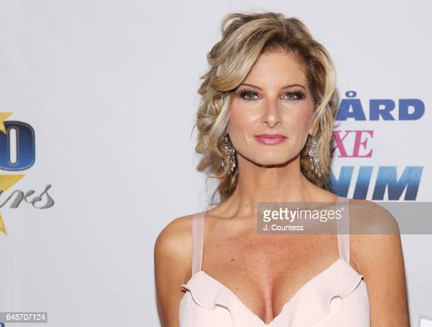 Reality TV personality Summer Zervos attends The 27th Annual Night Of 100 Stars Black Tie Dinner Viewing Gala at the Beverly Hilton Hotel on February...