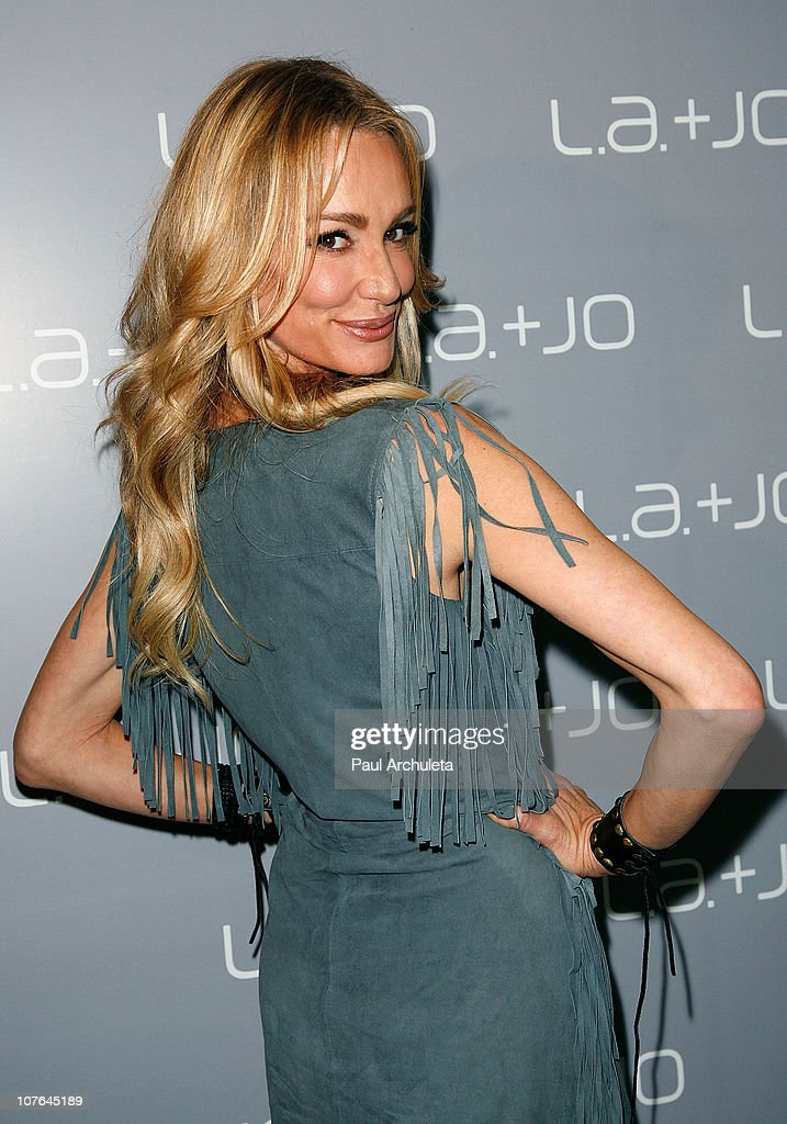 Reality TV Personality Taylor Armstrong attends the opening of the L.a. & JO Store with The Real Housewives Of Beverly Hills/Orange County at L.a. & JO on December 16, 2010 in Santa Monica, California.