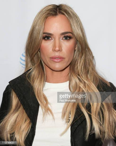 """Reality TV Personality Teddi Mellencamp attends the premiere of Viva Kid's New Movie """"PLOEY"""" at Universal Cinema AMC at CityWalk Hollywood on March..."""