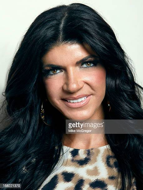 Reality TV personality Teresa Giudice is photographed for Self Assignment on September 11 2012 in New York City