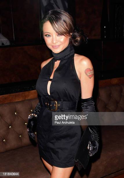 Reality TV Personality Tila Nguyen attends Etty Farrell's Rock 'N' Roll Birthday bash at 1616 Restaurant Club on December 9 2010 in Los Angeles...