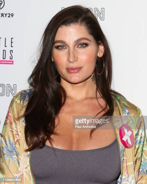 Reality TV Personality Trace Lysette attends the premiere of Refinery 29's Little Woods at NeueHouse Hollywood on April 01 2019 in Los Angeles...