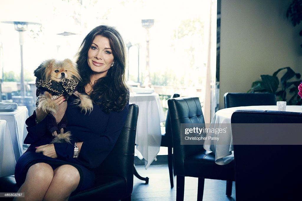 Lisa Vanderpump, The Hollywood Reporter, April 3, 2013