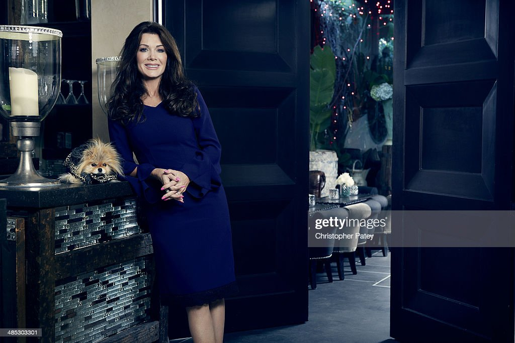 Lisa Vanderpump, The Hollywood Reporter, April 3, 2013