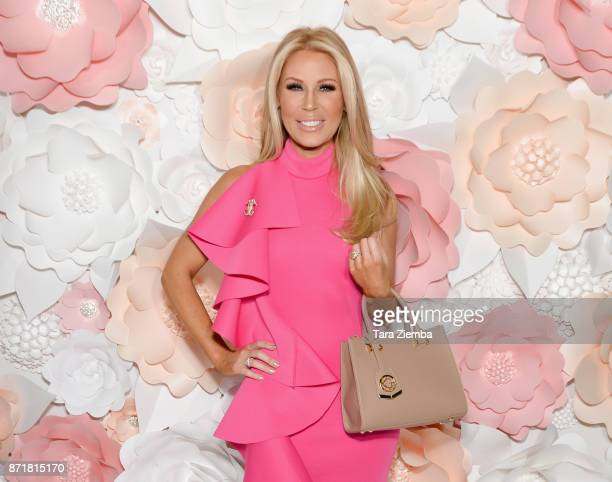 Reality TV star Gretchen Rossi attends Stylecon OC at OC Fair and Event Center on November 4 2017 in Costa Mesa California