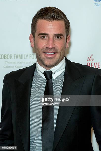Reality TV Star Jason Wahler arrives for the 42nd Annual Maple Ball at The Montage Hotel on October 26 2016 in Beverly Hills California