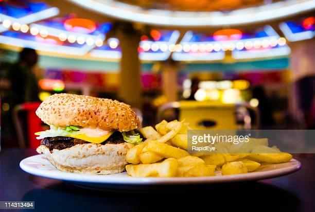 Real-life cheeseburger #2