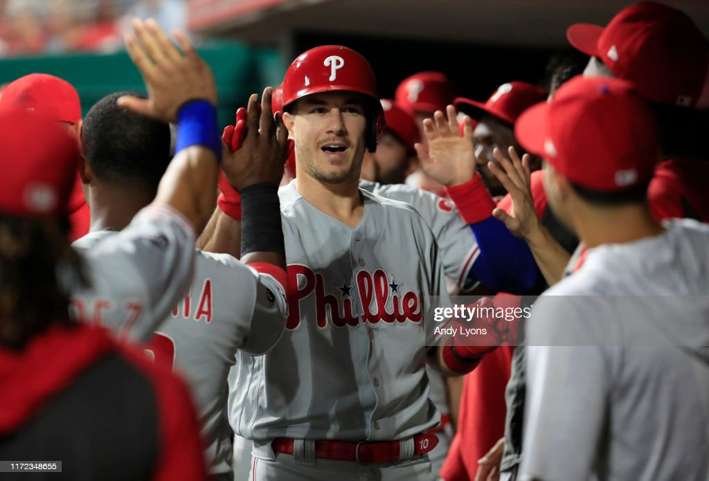 Philadelphia Phillies v Cincinnati Reds : News Photo