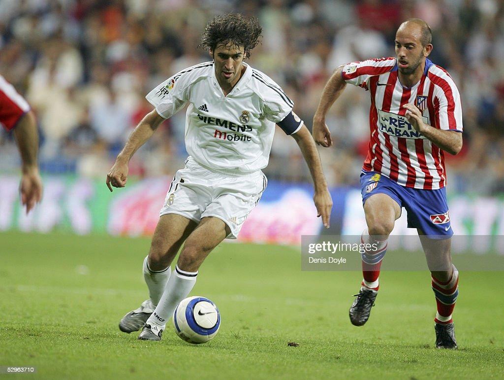 Real Madrid v Atletico Madrid : ニュース写真