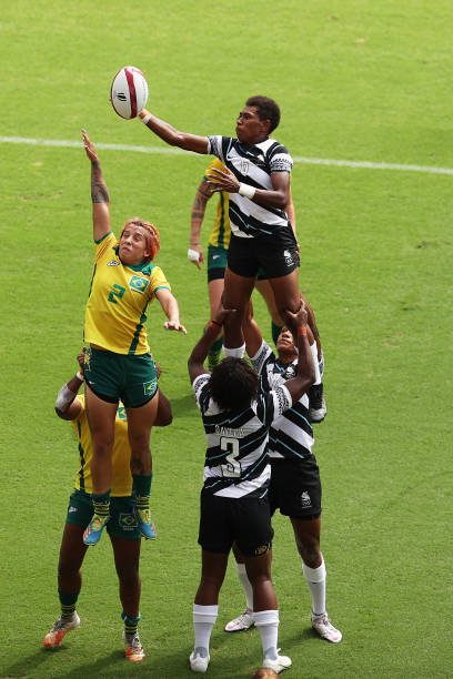 JPN: Rugby - Olympics: Day 7