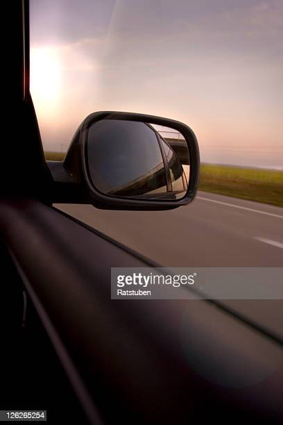 rear view mirror - side view mirror stock photos and pictures