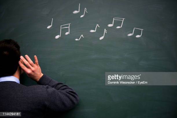 105 Music Note Drawings Photos And Premium High Res Pictures Getty Images